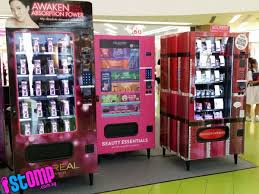 Vending Machines Investment Simple Singapore Vending Empire The Love Affair With VENDING MACHINES In