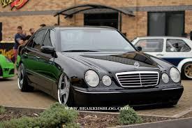 Mercedes-Benz E-Class (W210) | Tuning
