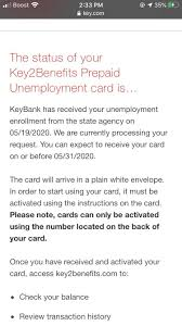 The card looks like any other debit card you've seen, and also bears a logo of one of the major credit card such as visa or mastercard. New York How Long Does It Usually Take For Cards To Ship I Ve Heard Of People Waiting Way Longer Than The Actual Time It S Supposed To Take Just Inquiring Unemployment
