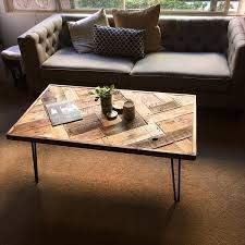 Living Room The Incredible Coffee Table Hairpin Legs Oval Wood Diy Pallet Coffee Table With Hairpin Legs