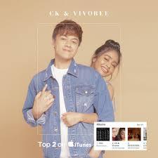 Itunes Philippines Album Chart Hashtag_ck And Vivoree Slaying The Itunes Philippines Album