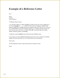 Employee Reference Letter Templates Sample Of Reference Letter For Job Sociallawbook Co