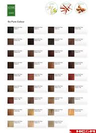 Color Shade Chart Keune So Pure Color Shade Chart Redken Hair Color Hair