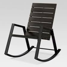 outdoor metal chair. Outdoor Rocking Chairs Metal Chair R