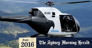 More helicopter inspections of vegetation on powerlines around Canberra