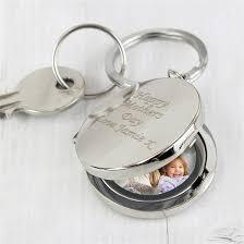 personalised keyring locket find me a
