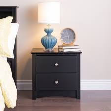 black night stands