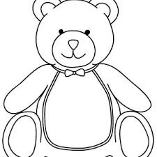 Small Picture An Old Teddy Bear Coloring Page Color Luna