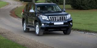Toyota Land Cruiser (2013-2017) Review | carwow