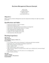 business operations specialist business management resume examples foodcity me