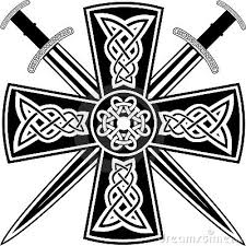 Resultado de imagem para imagens da cruz e da espada