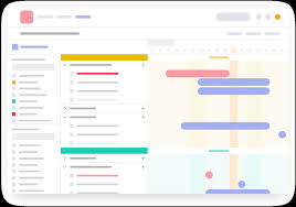 Interactive Gantt Chart Free Online Gantt Chart Software Easy To Use Creator
