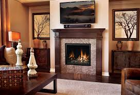 wood fireplace surrounds furniture