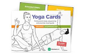 Illustrated Yoga Poses Guide By Workoutlabs