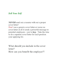 Part Time Cover Letters Generic Cover Letter Examples General Cover Letter Samples For