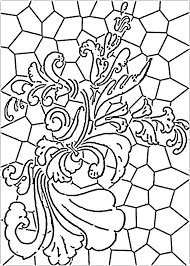 glass paintings patterns designs library