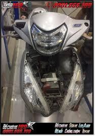 Hot: Đèn led 2 tầng cho xe máy SH 2012 2016 Exciter 150 Vision Lead SH Ý  2011 lên đời giống SH 2017 ở HCM