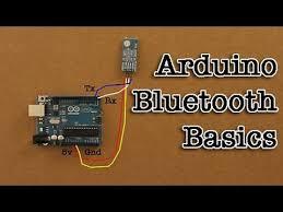 arduino bluetooth basics arduino bluetooth basics