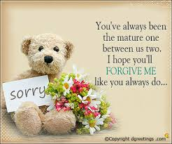 Sorry Quotes Delectable Sorry Messages Sorry Message SMS Or MSG Dgreeting