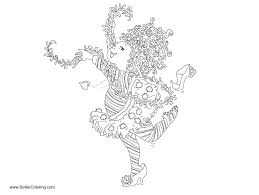 fancy nancy coloring pages free fancy coloring pages dancing printable for kids and s fancy nancy