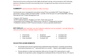 career change resume examples professional editor chief resume examples for career change
