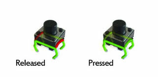 amazon com microtivity im206 6x6x6mm tact switch pack of 12 amazon com microtivity im206 6x6x6mm tact switch pack of 12 electronics