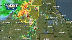 Chicago Weather: Heat Advisory, Severe ...