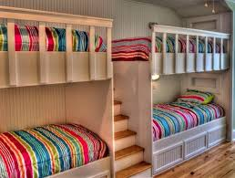 twin over full bunk bed with stairs. Twin Over Full Bunk Beds Stairs White Solid Wood Crossed Bed Which Decorated Drawers On With
