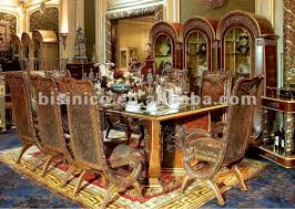 european dining table set. luxury home dining table set,european classical and chair,wooden carved with european set