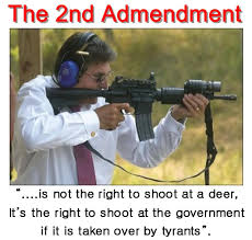 anti gun control quotes. Perfect Quotes The 2nd Admendment Is Not The Right To Shoot At A Deer Itu0027s And Anti Gun Control Quotes N