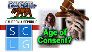 States Age Of Consent Chart