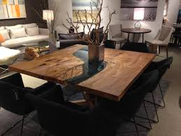 raw edge dining table. Raw Edge Dining Table Amazing Live Room Portfolio Includes Tables And Chairs For 13 G