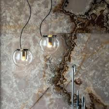 glass pendant chandelier the globe glass pendant light lamp led transpa glass hanging light drop lamps