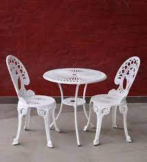 two seater garden table chair set