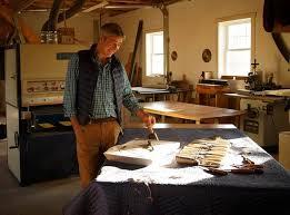 About Vermont Furniture Maker John Lomas John Lomas Custom Furniture