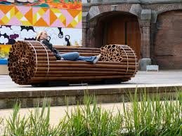 how to make bamboo furniture. diy very cool bamboo bench get the poles at wwwbamboohome how to make furniture