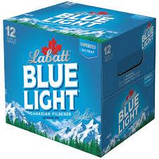 Labatt Blue Light Nutritional Information Labatt Blue Light Canadian Pilsener 12 Pack 11 5 Fl Oz
