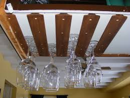 Under Cabinet Wine Racks Under Counter Wine Glass Rack Home Ideas Pinterest It Is