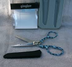 "Amazon.com : Gingher 8"" Designer Series Dressmaker Shears 'Alicia ..."