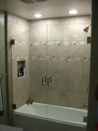 curtains outstanding frameless bathtub doors 13 shower enclosures useful reviews of in brilliant glass for your