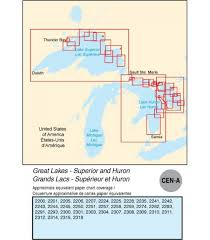 Cen A Great Lakes Superior And Huron 2015 Ed