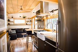 wood iron tiny homes in bend oregon