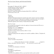 Nursing School Cover Letter Free Resumes Tips