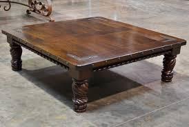 rustic spanish furniture. Great Indonesia Spanish Carved Coffee Table Cuadrada Demejico Pertaining To Style Plan Rustic Furniture L
