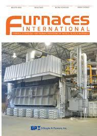 Glass Furnace Design Construction Operation Pdf Furnaces International June 2019 By Quartz Business Media