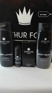 New Arthur Ford products.