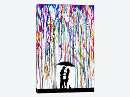 two step by marc allante 1 piece canvas artwork