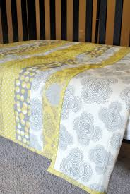 Yellow Grey Aqua Bedding Tags : Yellow And Grey Quilt ... & Full Size of Blankets & Swaddlings:yellow And Grey Quilt Yellow And Gray  Quilting Squares ... Adamdwight.com