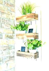 hanging wall planter indoor wooden wall planter hanging hanging wall planters indoor diy