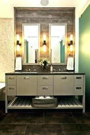 Bathroom Vanity Sconce Delectable Industrial Vanity Light Vanity Lights For Bathroom Bathroom Vanity